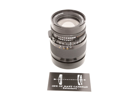 Hasselblad 150mm f4 Sonnar CF T - Cl'a and service July 2019