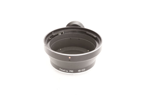 Fotodiox Pro Lens Mount Adapter - Hasselblad - Canon EOS