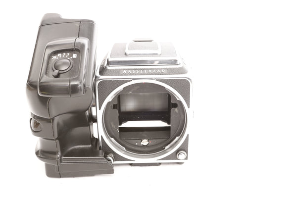 Hasselblad 503CW Chrome with Hasselblad CW Winder - C'la August 2019