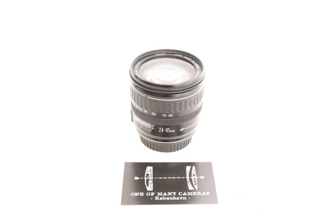 Canon EF 24-85mm f3.5-4.5 Ultrasonic