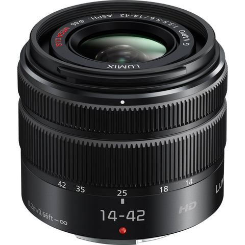 Panasonic G 14-42mm f3.5-5-6 PZ ASPH