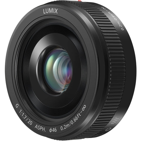 Panasonic G 20mm f1.7 II ASPH