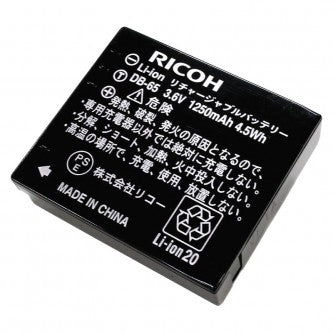 Ricoh DB-65 Battery for Ricoh GR II GR III