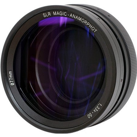 SLR Magic Anamorphot 1.33x 50 Adapter + Diopters