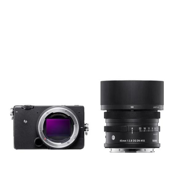 Sigma FP kit with 45mm f2.8 DG DN