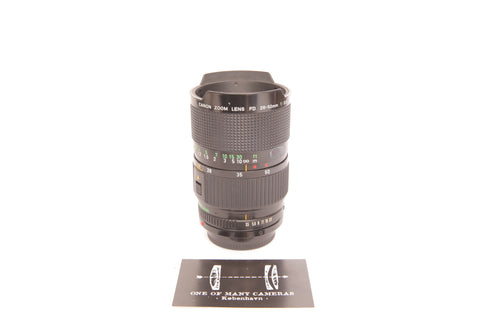 Canon FD 28-50mm f3.5 Zoom