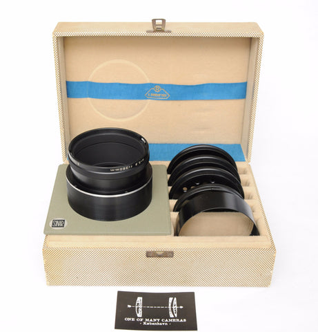 Rodenstock 360mm f5.8 IMAGON TIEFENBILDNER SOFT FOCUS on SINAR LENS BOARD - covers 8x10