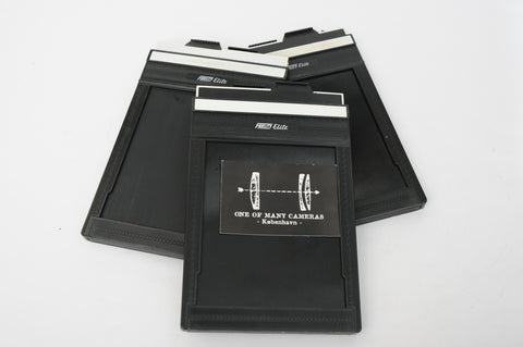 Fidelity 4x5 film holder