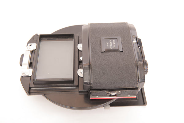 Horseman rotary back w. 6x9 back - for Linhof