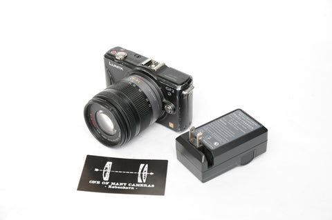 Panasonic GF2 with free 14-42mm f3.5-5.6