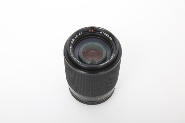 Zeiss 40-80mm f/3.5 Vario-Sonnar