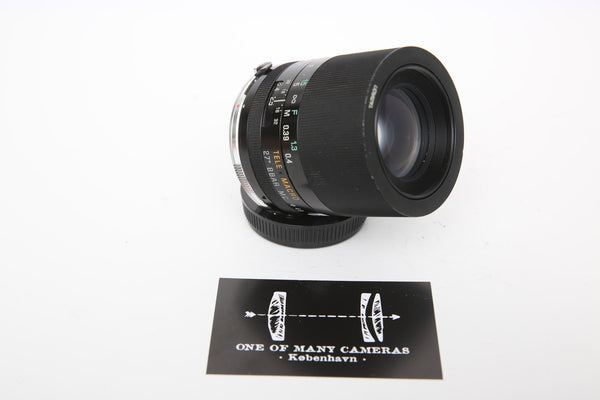 Tamron SP 90mm f/2.5 Tele Macro (OM mount - and others!)