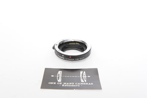 Canon EF Extension Tube EF12 II