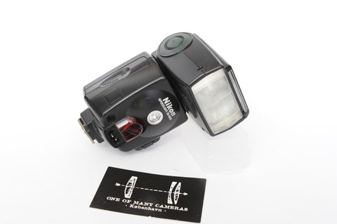Nikon SB-80DX flash