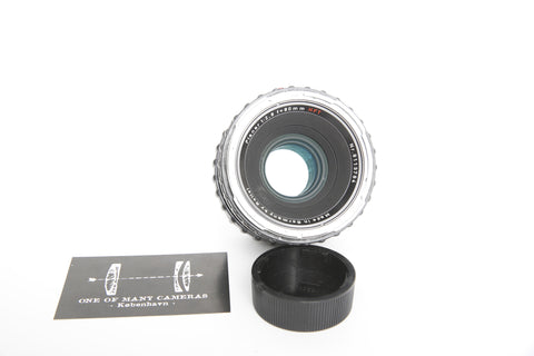 Rollei Planar 80mm f2.8 HFT PQS Lens - newly serviced