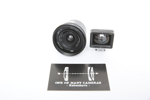 Russar MP-2 20mm f5.6 w. viewfinder