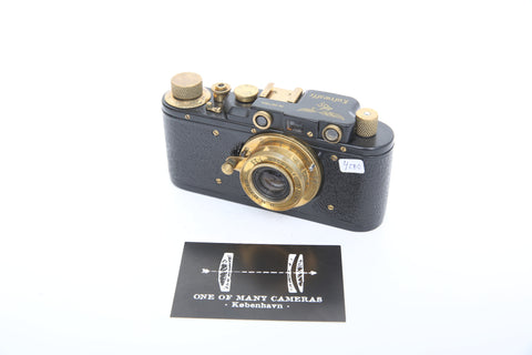 Leica IId - Nazi Luftwaffe - Russian copy