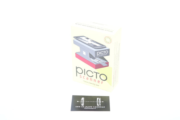 Pictoscanner - for 35mm negatives