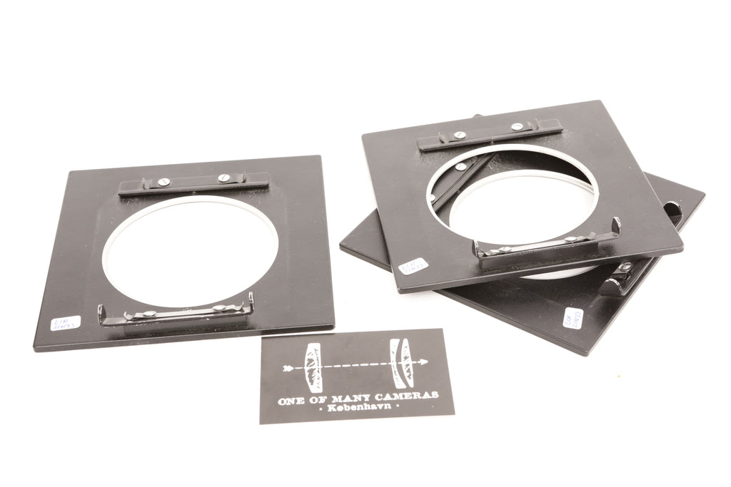 Sinar Adapter Lens Board - Linhof Technika IV