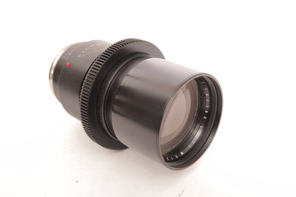 Leica R 180mm f2.8 Elmarit CINE-CONVERTED