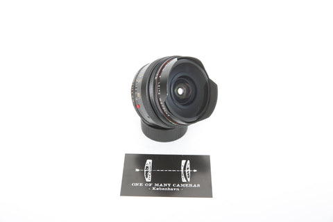 Leica R 16mm f/2.8 Fisheye-Elmarit