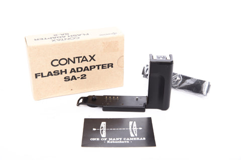 Contax Flash adapter SA-2 for Contax T3