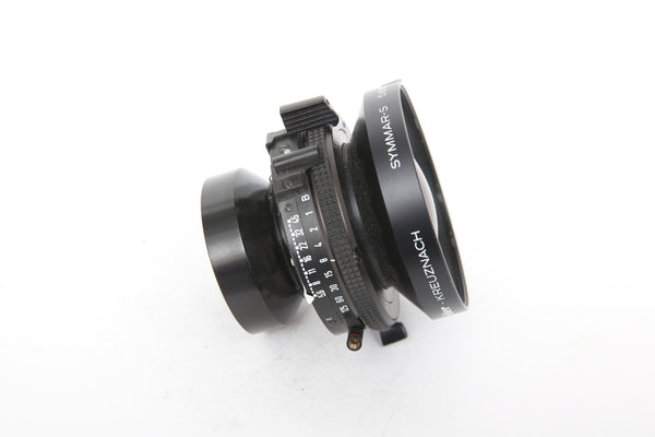 Schneider 210mm f5.6 Symmar-S Multicoated in Prontor shutter