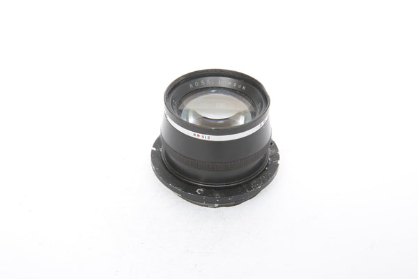 Ross 8inch 216mm f4.5 Xpres with retaining ring