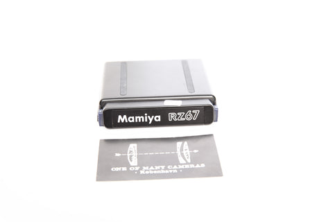 Mamiya waist level finder for RZ67