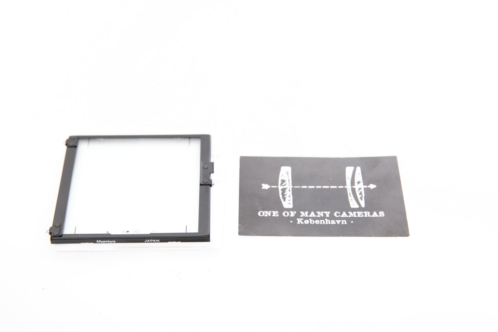 Mamiya RZ67 Pro II Focusing Screen Type A