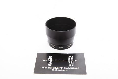 Leica lens hood 12575 For 135mm f4.5, 135mm f4, 90mm f2.8 and 90mm f4