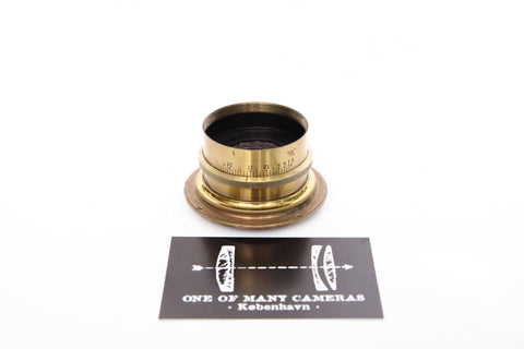 DRP Brass Lens - Serial number 84996