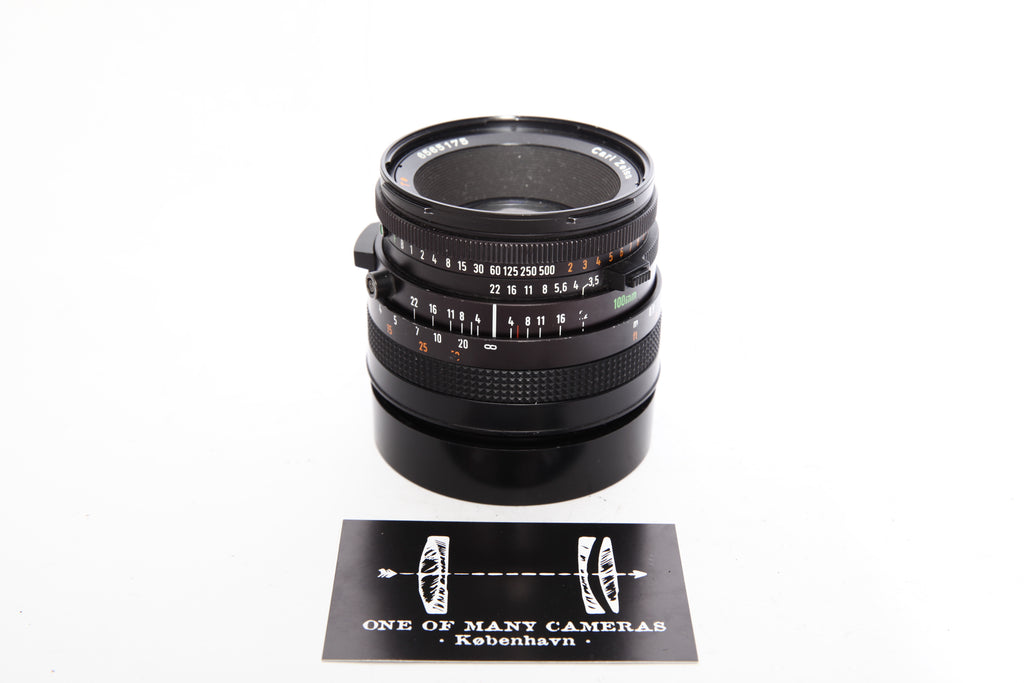 Hasselblad 100mm f3.5 Zeiss Plnar T* CF