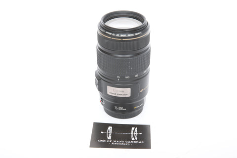 Canon EF 75-300mm f/4-5.6 IS