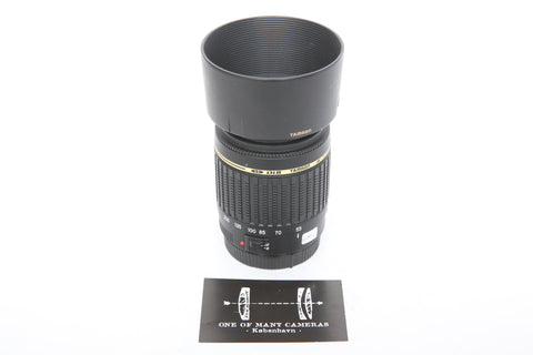 Tamron AF 55-200mm f4-5.5 LD DiII Macro for Canon EF