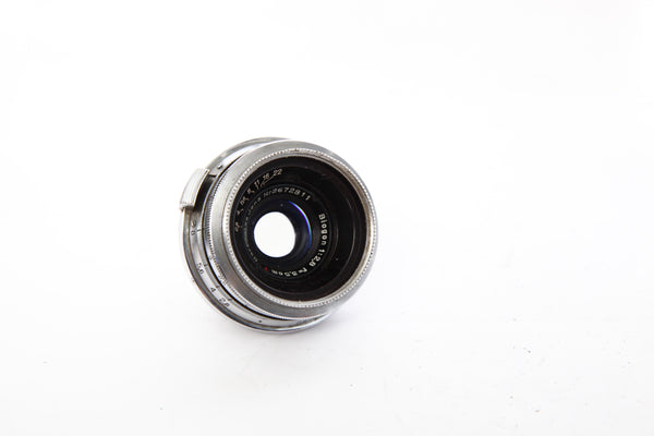 Zeiss Jena 3.5cm f3.5 Biogon - for Contax rangefinder