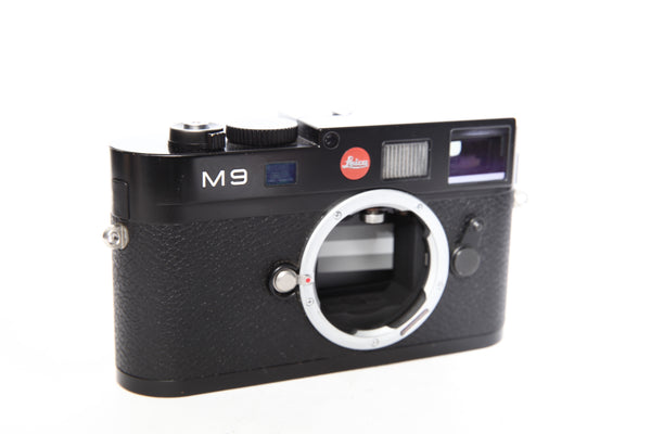 Leica M9 Black - new sensor