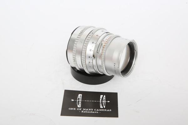 Hasselblad 150mm f/4.0 Zeiss Sonnar Chrome C