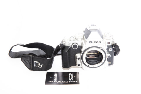Nikon Df Body with strap