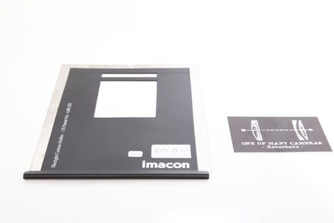 Imacon Flextight holder 60x71mm