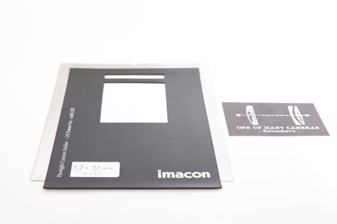 Imacon Flextight original holder 57x70mm