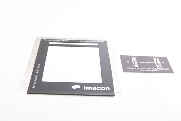 Imacon Flextight holder 4x5 94x119mm