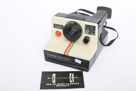 Polaroid 1000 for SX70 films