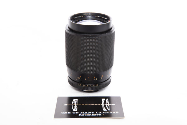 Carl Zeiss 40-80mm f3.5 Vario-Sonnar for CY mount