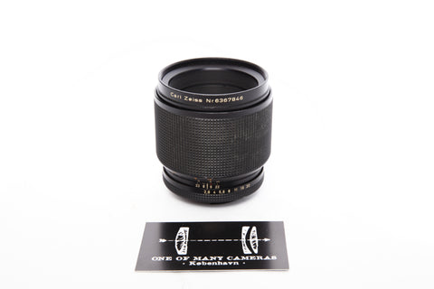 Carl Zeiss 60mm f2.8 S-Planar for CY mount