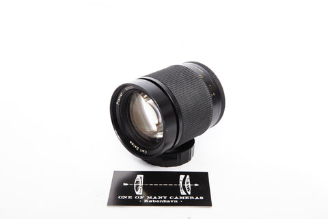 Carl Zeiss 100mm f2 Planar for CY mount