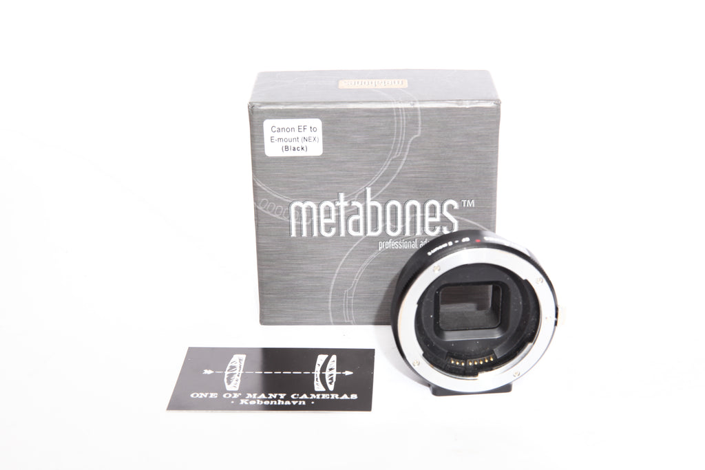 Metabones Canon EF to Sony E-mount