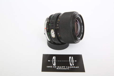 Olympus 35-70mm f4 For OM-Systems