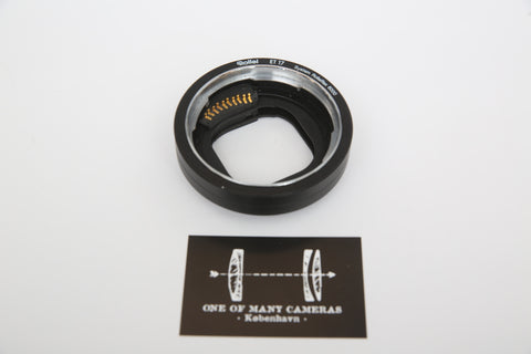 Rollei ET 17 Extension tube for 6000 and Hy6 systems