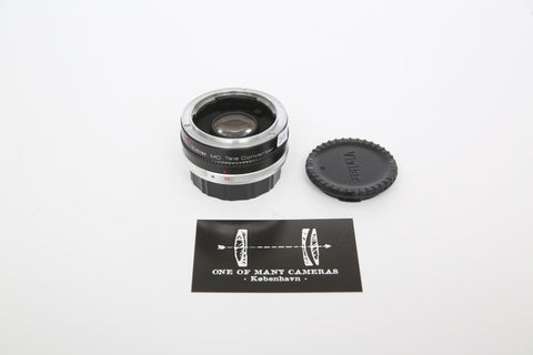Vivitar MC Tele Converter 2X-7 For Pentax K mount